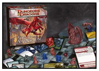 D&D board games